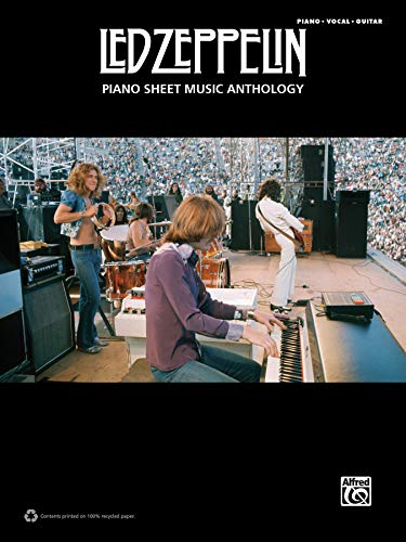 9780739091401: Led Zeppelin: Piano Sheet Music Anthology: Piano  /Vocal / Guitar