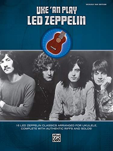 9780739091418: Uke 'an Play Led Zeppelin: Ukulele Tab Edition