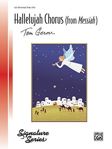 9780739091500: Hallelujah Chorus (from Messiah): Sheet (Signature Series)