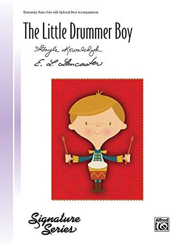 9780739091524: The Little Drummer Boy: Sheet (Signature Series)