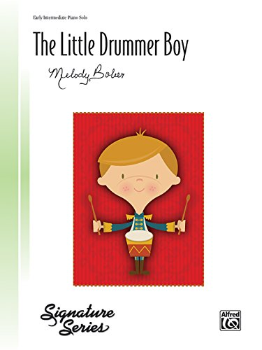 9780739091548: The Little Drummer Boy: Early Intermediate Piano Solo, Sheet