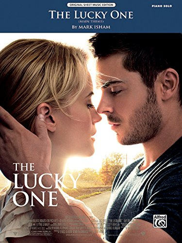 9780739091616: The Lucky One (Main Theme): Piano Solo, Sheet