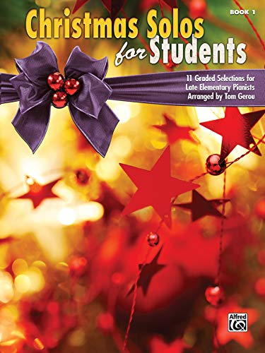 9780739091623: Christmas for Students, Bk 1: 11 Graded Selections for Late Elementary Pianists