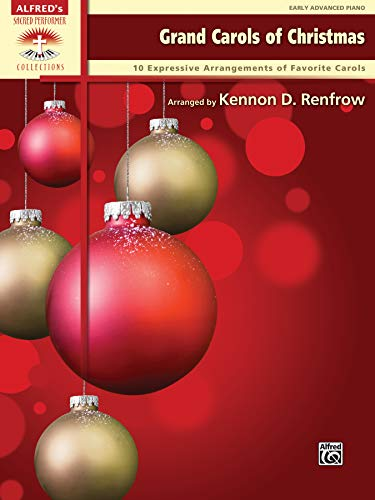 9780739091685: Grand Carols of Christmas: 10 Expressive Arrangements of Favorite Carols (Sacred Performer Collections)