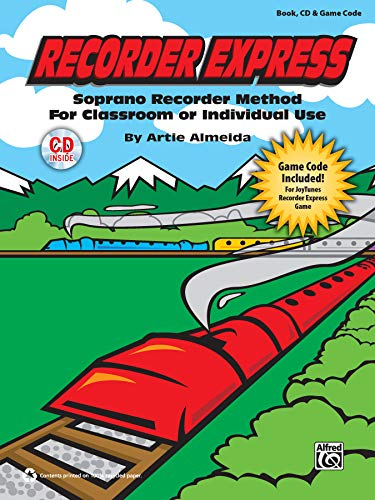 Recorder Express Format: Book, CD & Game Code 9780739092040 The Recorder Express method now comes packaged with a game code that unlocks the entire online game! You can use your own recorder as a