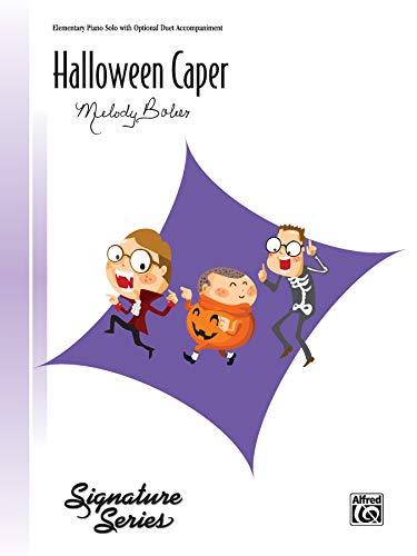 9780739092187: Halloween Caper (Sheet) (Signature)