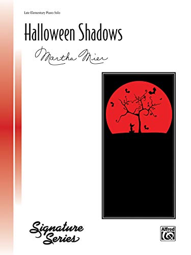9780739092231: Halloween Shadows: Sheet (Signature Series)
