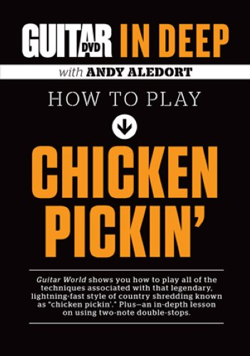 9780739092491: Guitar World in Deep -- How to Play Chicken Pickin' (DVD)