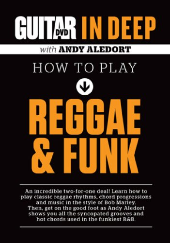 9780739092514: Guitar World in Deep - How to Play Reggae and Funk (DVD)