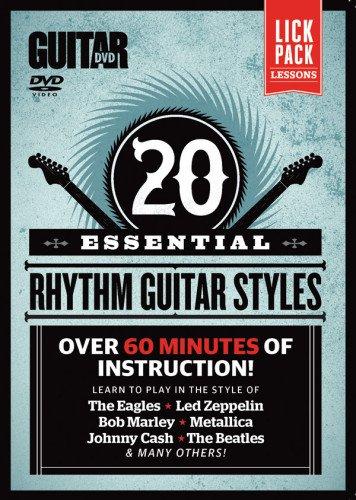 9780739093955: 20 Essential Rhythm Guitar Styles