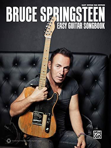 9780739093993: Bruce Springsteen Easy Guitar Songbook: Easy Guitar Tab