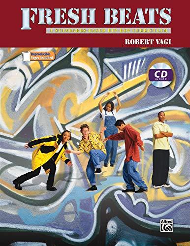 9780739094082: Fresh Beats: A Standards Based Hip-Hop Curriculum, Book & CD
