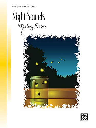 9780739094297: Night Sounds (Alfred's Premier Piano Course)