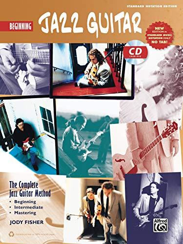 9780739094419: Complete Jazz Guitar Method: Beginning Jazz Guitar, Book & CD (Complete Method)