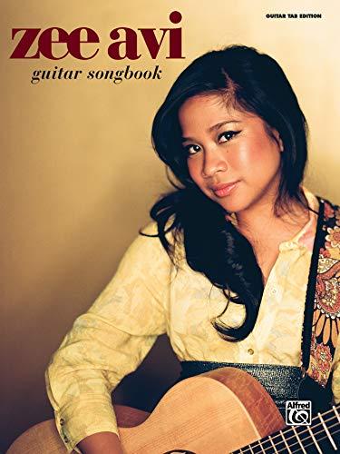 9780739094457: The Zee Avi Guitar Songbook: Guitar TAB