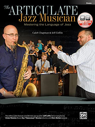 9780739094532: The Articulate Jazz Musician: Mastering the Language of Jazz (Drums), Book & CD