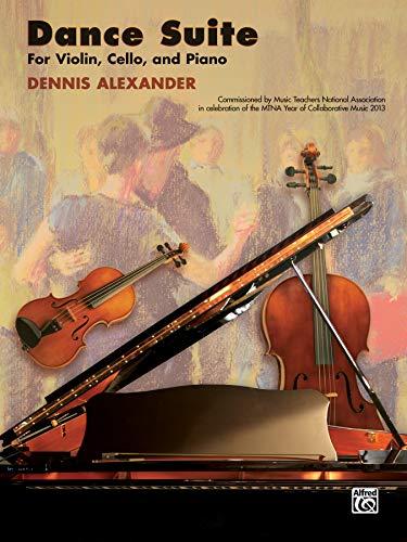 9780739094815: Dance Suite: For Violin, Cello, and Piano