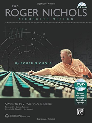 9780739095058: The Roger Nichols Recording Method: A Primer for the 21st Century Audio Engineer