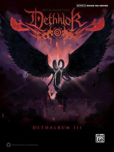 9780739095164: Dethklok -- Dethalbum III: Authentic Guitar TAB