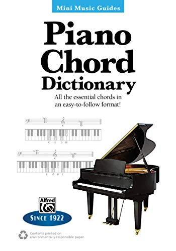 9780739095263: Mini Music Guides - Piano Chord Dictionary: All the Essential Chords in an Easy-to-Follow Format!