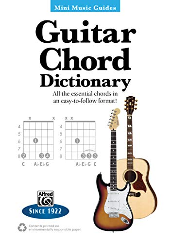 9780739095287: Mini Music Guides -- Guitar Chord Dictionary: All the Essential Chords in an Easy-To-Follow Format!
