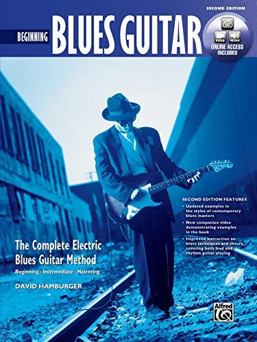 9780739095362: Complete Blues Guitar Method: Beginning Blues Guitar, Book & DVD