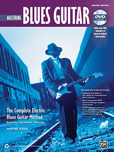 9780739095386: Complete Blues Guitar Method: Mastering Blues Guitar, Book & DVD