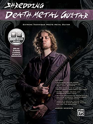 9780739095393: Shredding Death Metal Guitar: Extreme Technique Meets Metal Guitar