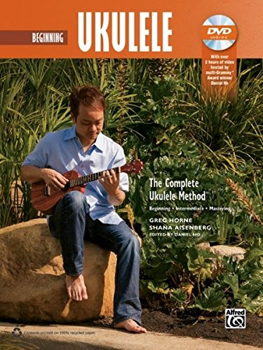 9780739095485: The Complete Ukulele Method -- Beginning Ukulele (Book & DVD) (Complete Method)