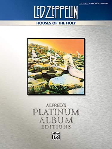 9780739095652: Led Zeppelin: Houses of the Holy: Authentic Bass Tab Edition