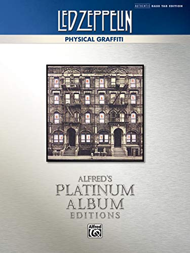 9780739095669: Led Zeppelin: Physical Graffiti: Authentic Bass Tab Edition