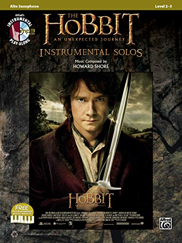 9780739095935: The Hobbit - An Unexpected Journey Instrumental Solos: Alto Sax