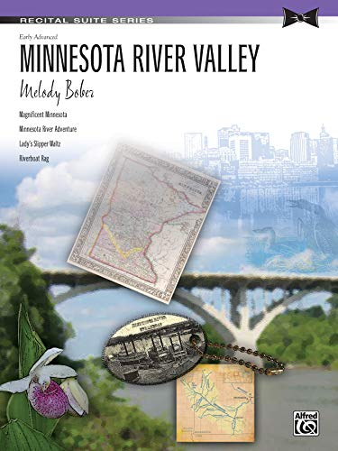 9780739096208: Minnesota River Valley: Sheet (Recital Suite Series)