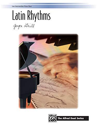 Latin Rhythms: Sheet (Signature Series): Alfred Music