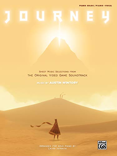 9780739096895: Journey Sheet Music Selections from the Original Video Game Soundtrack: Piano Solos