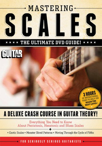Guitar World -- Mastering Scales, Vol 1: The Ultimate DVD Guide! a Deluxe Crash Course in Guitar Theory!, DVD