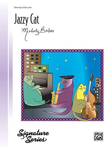 Jazzy Cat (Sheet) (Signature): Bober, Melody