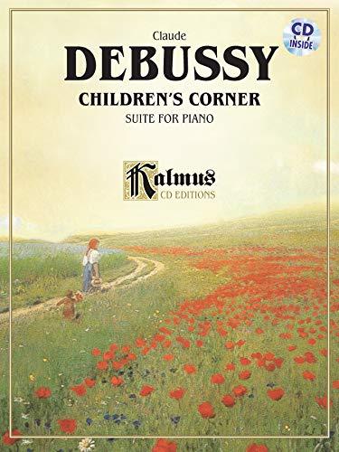 9780739098530: Children's Corner: Book & CD (Kalmus Edition)