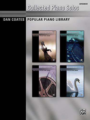 9780739098622: Dan Coates Popular Piano Library -- Collected Piano Solos