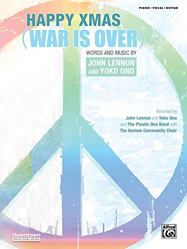 9780739098820: Happy Xmas (War Is Over): Piano/Vocal/Guitar, Sheet