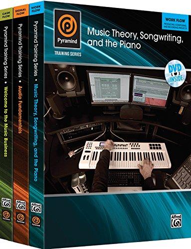 9780739099575: Pyramind Training -- Three-Book Set: Signal Flow, Work Flow, and Cash Flow, 3 Books & 3 DVDs (Pyramind Training Series)