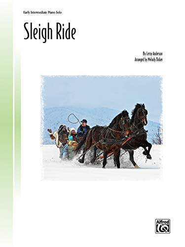 9780739099636: Sleigh Ride: Sheet (Signature Series)