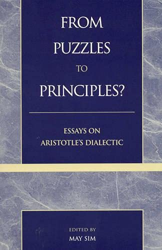 9780739100288: From Puzzles to Principles?