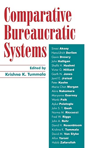 Comparative Bureaucratic Systems: Krishna K Tummala