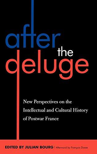 After the Deluge: Julian Bourg (editor),