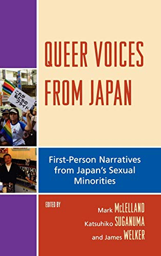 Queer Voices from Japan: Mark McLelland (editor),