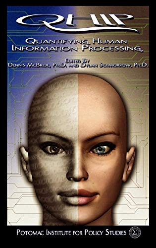 9780739112014: Quantifying Human Information Processing (Potomac Institute for Policy Studies)