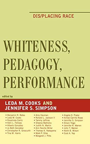 Whiteness, Pedagogy, Performance: Leda M. Cooks