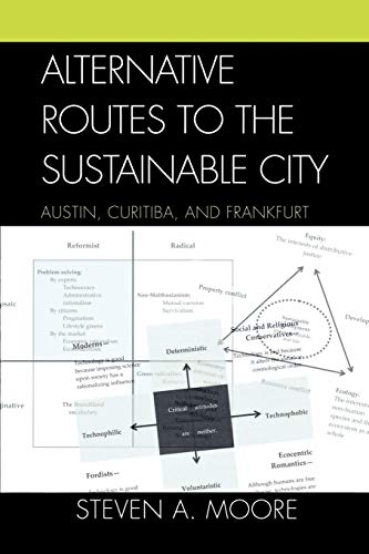 9780739115343: Alternative Routes to the Sustainable City: Austin, Curitiba, and Frankfurt