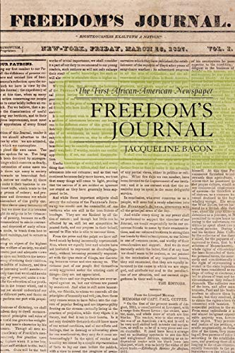 9780739118948: Freedom's Journal: The First African-American Newspaper